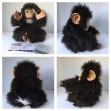 Cuddle Chimp Hasbro Animated Plush Monkey Toy FurReal Friends 2005 User Guide