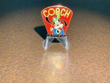 Disney Coach Goofy Enamel Pin