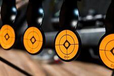 Metal Target Shooting Range Spinner Portability Stand Resetting Pistol Rifle Gun