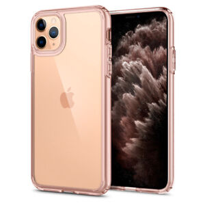For iPhone 11 11 Pro 11 Pro Max Case | Spigen [ Ultra Hybrid ] Clear Slim Cover