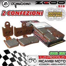 R1 World GP 50th Anniversary Edition Zcoo S002 EXC 8 pastiglie freno Anteriori