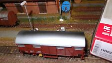 RIVAROSSI HR6225-03 carro chiuso tipo Gs, rosso vagone FS TETTO INVECCHIATO