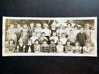 1954 MERCED, CALIFORNIA vintage class photo JOSEPH LE CONTE ELEMENTARY SCHOOL