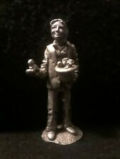 "New ListingRare Comstock Wizard Of Oz Pewter ""Uncle Henry"" Vintage #475985641"