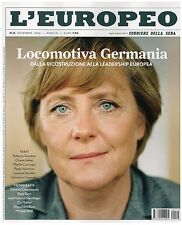 L'EUROPEO 11 novembre 2012 Locomotiva Germania