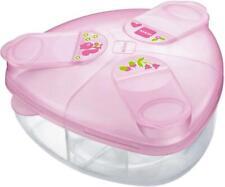MAM MILK POWDER BOX - PINK Newborn Baby Bottle Feeding BN
