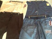 4 Pairs Women's Stretch Shorts By Gloria Vanderbelt Size 12