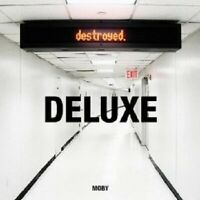 MOBY - DESTROYED - DELUXE EDITION 2 CD + DVD POP NEW