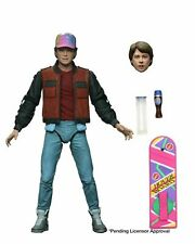 """Back to the Future Part 2 - 7"""" Scale Action Figure - Ultimate Marty McFly- NECA"""