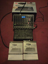 Edirol M-16DX Hybrid Digital Mixer/Control Surface/Audio Interface By Roland