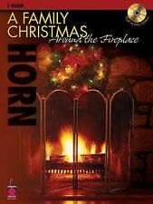 A Family Christmas Around the Fireplace for French Horn BKCD