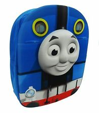 THOMAS THE TANK ENGINE 3D CHILDS RUCKSACK BACK PACK BRAND NEW SCHOOL NURSERY BAG