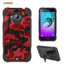For Samsung Galaxy Sky 4G J320 S320 Express Prime Case w/Stand Shockproof Cover