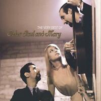PETER PAUL AND MARY - THE VERY BEST OF D/Remaster CD ~ 60's GREATEST HITS *NEW*