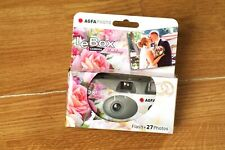 Agfa Camera voor eenmalig gebruik Wedding Editie 27 opnames 400 iso