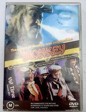 Monkey Vol 3 DVD PAL R4 MA15+