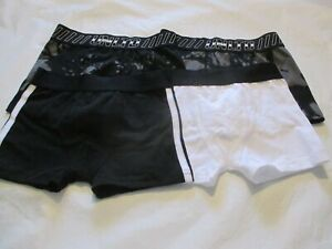 Next 4 New Pairs of Boys Boxer Shorts in Black & Grey  Age 5/6 Years