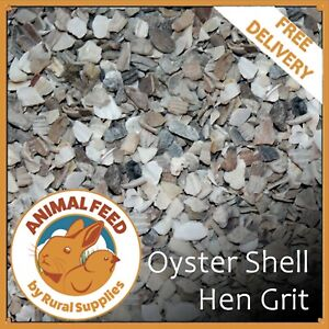 Oyster Shell Grit - Hens   Poultry   Grit Food For Poultry   Calcium