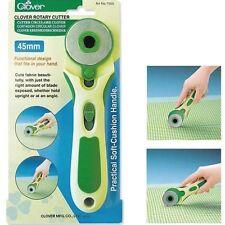 Clover 45MM Rotary Wheel Fabric Cutter Art No. 7500