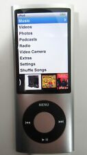 IPOD NANO MODEL A1320 8GB BUNDLED WITH CHARGER USED IN NEAR MINT CONDITION