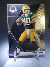 2020 Panini Mosaic Jordan Love Rookie Card RC #211 Green Bay Packers
