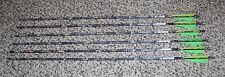 "Lot of 6 Carbon Express Rebel Hunter 4560 29"" Bow Hunting Arrows Camo Shaft"