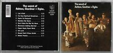 """ASHTON,GARDNER & DYKE """"The Worst Of"""" CD  1994 Repertoire Records"""