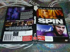 SPIN (DVD, MA15+) (P135054-31 A)