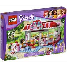 Lego Friends Andrea & Marie CITY PARK CAFE Play Set #3061 NEW Sealed Box