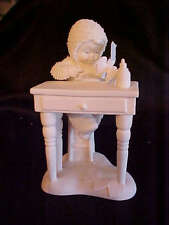 Department 56 Snowbabies Porcelain From My Heart To Yours Figurine New in Box