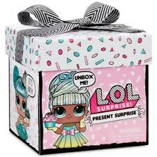 LOL SURPRISE DOLLS PRESENT SURPRISE - 1 doll / presents - IN STOCK ALREADY