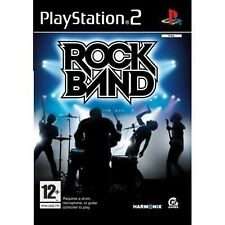 Rock Band - (Ps2) ( Brand New )