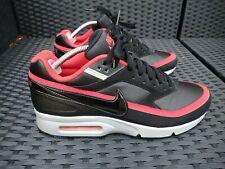 Nike air max bw classic uk 9 leather bred  persian 98 90 180 87 95 gabba tn red