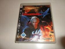 PlayStation 3   Devil May Cry 4