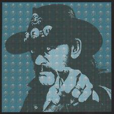 LEMMY MOTORHEAD BLOTTER ART BY KOSAPAN HAWKWIND HEAVY METAL