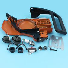 Fuel Cap Fuel /& Oil Cap Covers Set Accessories Compatible with Husqvarna 61 66 266 268 272 Chainsaw Cover