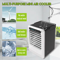 3 in 1 Air Cooler Portable Mini Air Conditioner Humidifier Cooler Fan w/