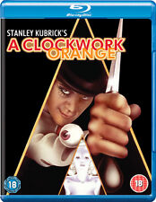 CLOCKWORK ORANGE - SPECIAL EDITION - BLU-RAY - REGION B UK