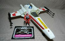 Vintage Star Wars 1978 Kenner X-Wing Rebel Pilot *no sound