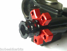 Yamaha FZ600 FZ750 FZR1000 FZR250 FZR400RR CNC M8 Anodised Clutch Cable Adjuster