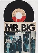 Mr.  Big  -   Romeo