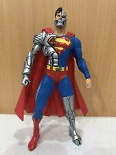 dc direct cyborg superman