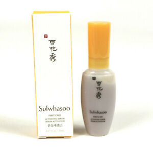 Sulwhasoo First Care Activating Serum Sample 0.27 oz NIB