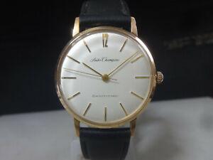 Vintage 1961 SEIKO mechanical watch [Seiko Champion] 17J Beautiful Condition
