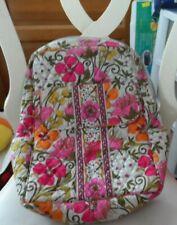 Vera Bradley backpack in Tea Garden pattern