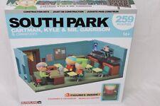 McFarlane Toys South Park Cartman Kyle Garrison Classroom Large Construction Set