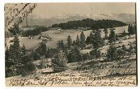 CPA 74 Haute-Savoie Praz-de-Lys Taninges