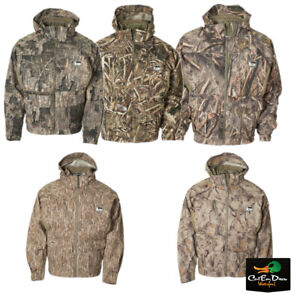 NEW BANDED GEAR CALEFACTION 3-N-1 INSULATED WADER JACKET