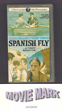 SPANISH FLY 1976 (Pan Canadian Video) Terry-Thomas spoof vhs RARE OOP NOT on DVD