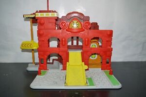 My First Tonka Take Along Fire Station BABY TOY USED